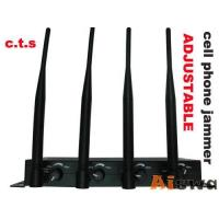 China Cellphone jammer with ALC power control and built-in battery CTS-JXAE wholesale