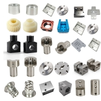 China AL7075 Aluminum CNC Machinery Parts wholesale