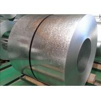 China S220GD S250GD Hot Dipped Galvanized Steel Coils Chromated AFP Oiled Surface wholesale