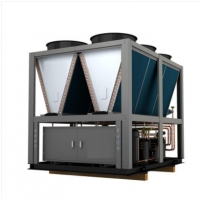 China Outdoor Low Temperature DHW Heat Pump For Resort Villages wholesale