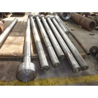 China AISI 4140(,42CrMo4,SCM440,EN19,1.7225)Forged Forging Steel construction mining machine hydraulic cylinders Piston Rods wholesale