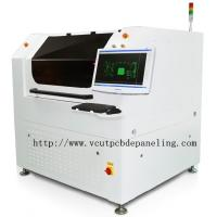 China High speed UV Drilling Laser Depaneling Machine for PWB , PCB Laser Cutter on sale