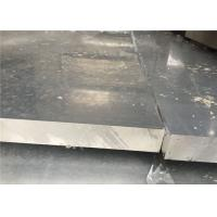 China 5052 H32 High Strength Aluminum Sheet For Van Container Plate 0.8~8mm Thickness wholesale