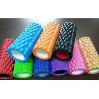 China Medicine Smooth Foam Exercise Roller / Sports Foam Roller With Multi Color wholesale