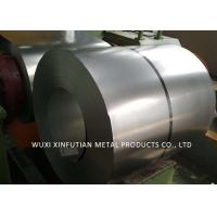 China Z40 0.5-1.5mm Hot Dipped Galvanized Steel Coil DX51D Grade SGCC Long Life wholesale
