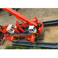 80-120T Hydraulic Pile Driving Machine For Precast Concrete Pile Foundation