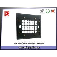 China Customized PCB pallet, Made by Ricocel Sheet with high operating temperature wholesale