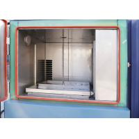 Buy cheap Two Zone Thermal Shock Testing Instrument and Thermal Shock Test Chamber from wholesalers