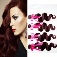 China Sensationnel Cambodian Curly Hair Weave / Cambodian Body Wave Hair wholesale