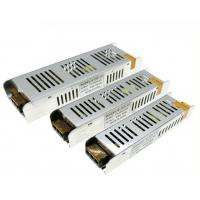 China Light Weight Constant Voltage LED Power Supply 12 Volt Short Circuit Protection wholesale