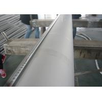 """China ASTM A312 TP316 Series Seamless Stainless Steel Pipe , 1 / 2 """" To 60 """" , Sch5s To XXS wholesale"""