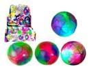 Quality flashing bounce multicolor ball for sale