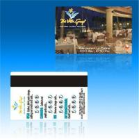 Quality Magnetic  card,key card,hotel card,hico card,loco card supply for sale