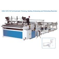 Quality CDH-1575YE Full Automatic Trimming, Sealing, Embossing and Perforating Rewinder for sale