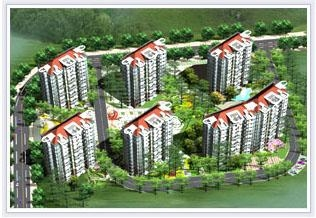 Quality Real Estate Projects Lingnan Fengjing for sale