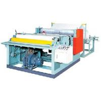 Quality Tissue paper machine ZMJ-Z-J Point-to-point Embossed Perforated Rewinder for sale