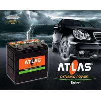 Buy cheap Starterbatterien ATLAS wartungsfreie Batterien from wholesalers