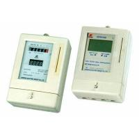 Quality DDSY430 Electronic single-phase pre-paid watt-hour meter for sale