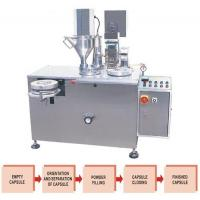 Quality Semi-Auto Capsule Filling Machine (Horizontal Type) for sale