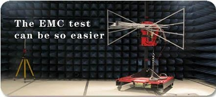 Quality EMC Test Software for Civil Use for sale