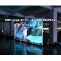 China P10mm Outdoor Full Color Display - Aging test wholesale