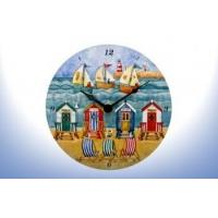 China Beachtime Clock 17cm wholesale