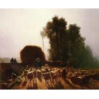 Buy cheap Oil Painting LA_VALLEE from wholesalers
