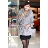 China rabbit overcoat wholesale