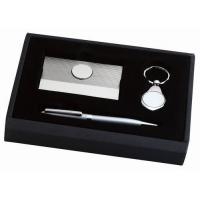 China CARD CASE, BALL POINT PEN, AND KEY CHAIN GIFT SET wholesale