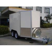 China Cargo trailer wholesale