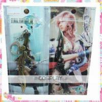 China 2 Colors The Final Fantasy 15-2B Key Chain--Send Single One Randomly wholesale