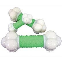 Quality Dog Toys NylaBone Double Action for sale
