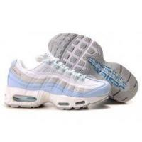 China Air Max 95 For Women(White/Blu... on sale