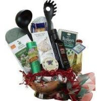 Quality Art of Appreciation Gift Baskets Pasta Perfecto Italian Dinner for Two for sale