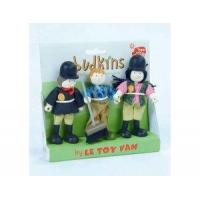 China Model Figures Le Toy Van Budkins Equestrian Gift Pack wholesale