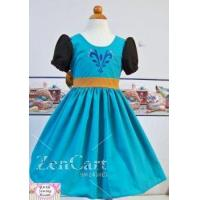 Quality Elsa Frozen Character Twirl Dress with Embroidery Children size for sale