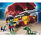 China TOY: PLAYMOBIL SHELL WITH CANNON wholesale