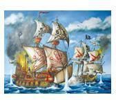 China TOY: PIRATE PUZZLE wholesale