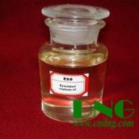 Quality Plastifier Epoxy Soybean Oil(ESO) for sale