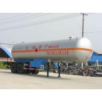 China Other semi-trailers Liquefied gas transport 40.5CBM wholesale