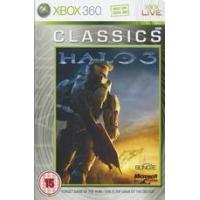 China HALO 3 CLASSICS Xbox 360 New And Sealed on sale