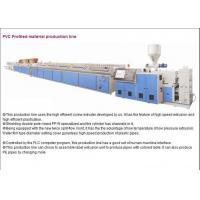 Quality Plastic Profile Line for sale