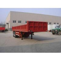 China XYZ9350Z dump semi-trailer wholesale