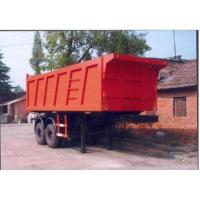 China CLW5242TDP Semi-trailer Tipper wholesale