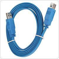 Quality 1.5M Unitek Y-C414 USB 3.0 A Male to A Female Data Sync Cord Cable 5Gbps Super Speed Cable for sale