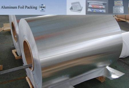 Quality Aluminum Foil Packing for sale