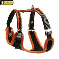 China Product: Outdoor ergonomic Reflective Mesh pet harness For Dog wholesale