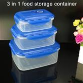 China 3 in 1 vacuum saver food storage container wholesale