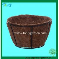 Quality Wire Planter Baskets Iron Plant Baskets for sale