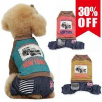 Buy cheap New York Dog Jumpuit from wholesalers